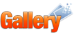 Gallery logo: Your photos on your web site
